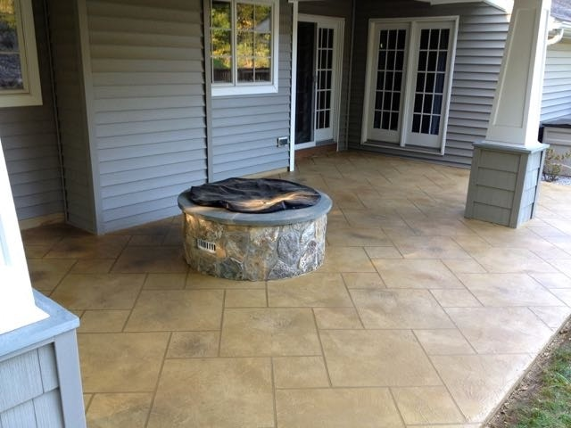 Polished Concrete Floor Installation CT NY Elite Concrete Systems - Polished concrete patio