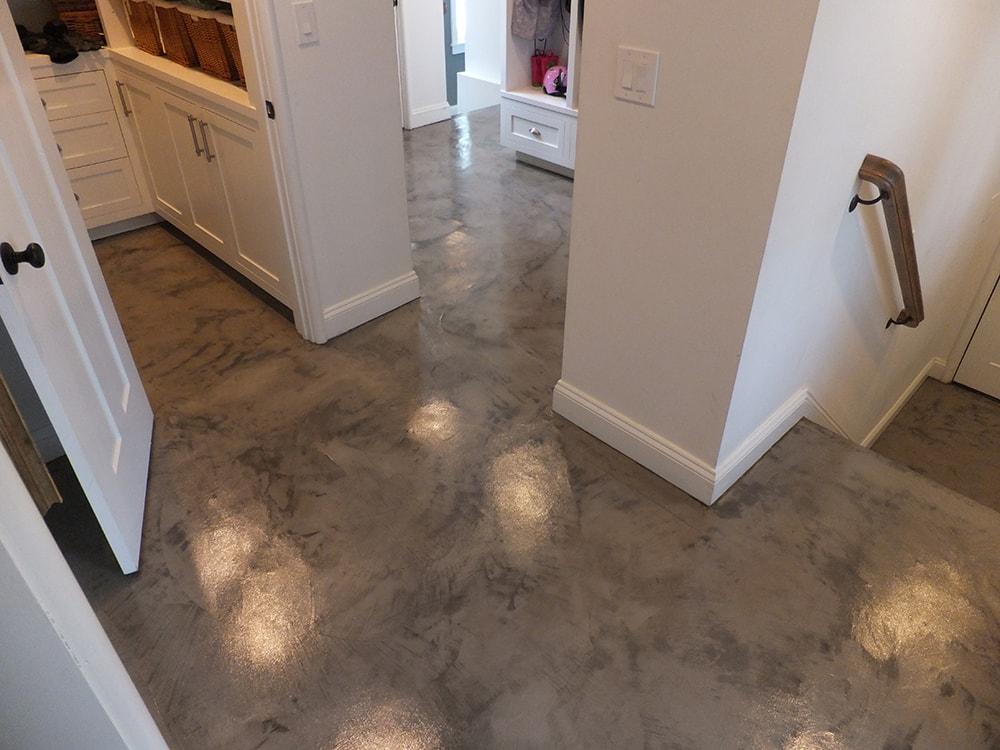 charcoal concrete floor polished concrete flooring decorative concrete contractors ct ny