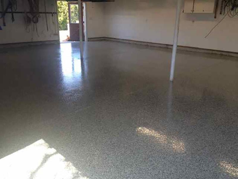 Garage Floor East Granby Elite Concrete Systems
