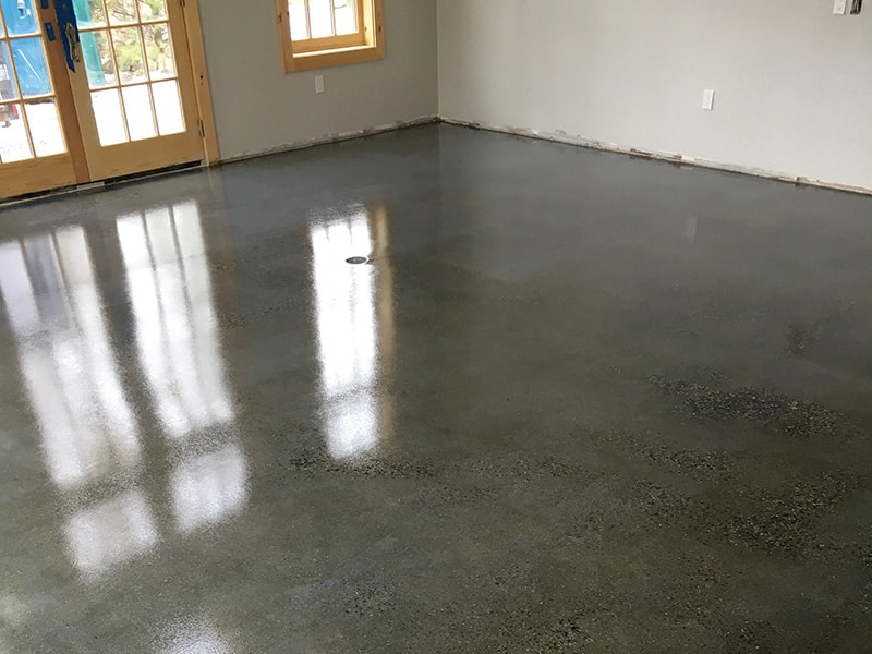 polished concrete floor u2013 newtown ct
