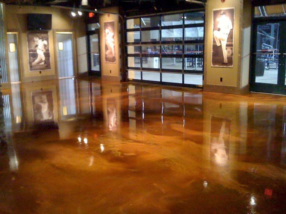 Custom Concrete Floor Polishing Amp Epoxy Coatings In Ct Amp Ny