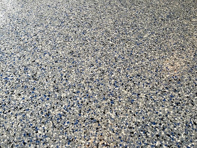 Epoxy Garage Floor : Avoiding hot tire pickup on an epoxy floor elite concrete systems